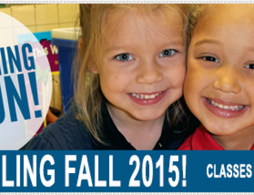 Now Enrolling for 2015!